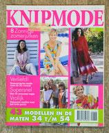 Magazine Knipmode de juillet 2005