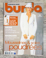 Magazine Burda de avril 2005 (n°64)