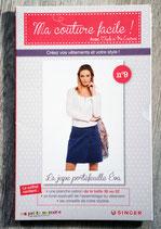 Patron Ma couture facile ! n°9 - La jupe portefeuille Eva