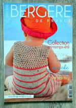 Magazine Bergère de France n°173 - Printemps-été (Tricot)