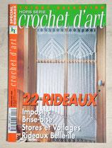 Magazine Crochet d'art HS - 22 rideaux