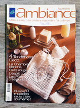 Magazine Phildar n°334 - Ambiance n°1 (Déco)