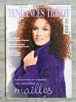 Magazine Tendances tricot n°10 - Août 2011