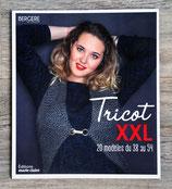 NEUF - Livre Tricot XXL - 20 modèles du 38 au 54