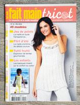 Magazine Fait main Tricot Hors série 14 - Eté 2016