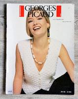 Magazine tricot Georges Picaud n°8 - Printemps-Eté