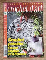 Magazine Tricot sélection - Crochet d'art 298