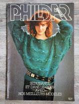 Magazine Phildar mailles - HS Meilleurs modèles