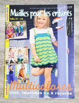 Magazine Sandra Kids 1 - Mailles pour les enfants