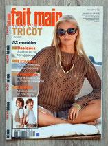 Magazine Fait main Tricot 12 - Eté 2009
