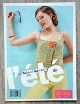 Magazine Phildar 451 - L'été