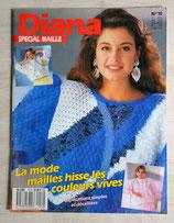 Magazine Diana Spécial maille 10