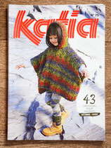 Magazine tricot Katia 75 Enfants - Automne-hiver