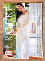 Magazine Bergère de France 141- Variations sur le crochet
