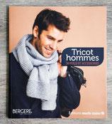 NEUF - Livre Tricot homme - 30 pulls et accessoires