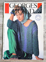 Magazine tricot Georges Picaud n°101 - Eté