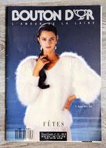 Magazine de tricot Bouton d'Or 33 - Spécial fêtes