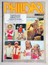 Magazine Phildar mailles 51 - Enfants printemps-été