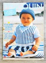 Magazine tricot Pingouin n°103 - Layette (Vintage)