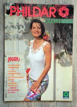 Magazine Phildar Mailles n°216 - Eté (Tricot et crochet)
