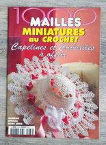 Magazine 1000 Mailles HS - Miniatures au crochet