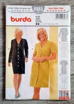 Pochette patron Burda n°8983 - Robe