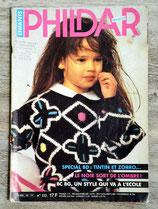 Magazine Phildar mailles n°133 - Spécial enfants