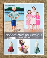 NEUF - Livre Modèles chics pour enfants
