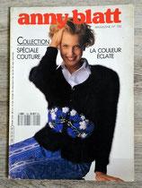 Magazine Tricot Anny Blatt n°120 - Spécial couture