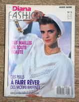 Magazine tricot Diana Fashion hors série 5 - Tricot haute couture