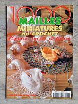 Magazine 1000 mailles - HS Miniatures au crochet