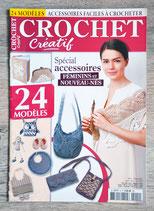 Magazine Crochet créatif n°9 - Spécial accessoires