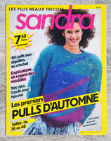 Magazine tricot Sandra n°13