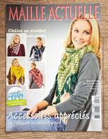 Magazine Maille actuelle 3 - Châles au crochet