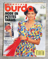 Magazine Burda spécial petites tailles - E108