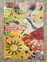 Magazine Tricot Sélection crochet d'art 105