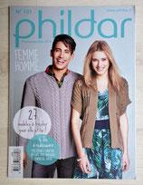 Magazine Phildar 121 - Printemps-été 2015