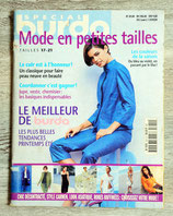 Magazine Burda spécial mode petites tailles E611