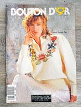 Magazine de tricot Bouton d'Or 39