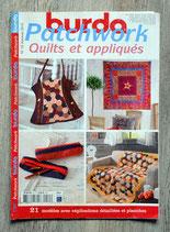 Magazine Burda Patchwork 35 automne 2012 (E037)