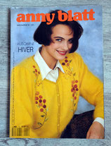 Magazine tricot Anny Blatt n°121 - Automne-hiver