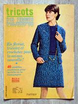 Magazine Tricots des femmes d'aujourd'hui n°245 (Vintage)