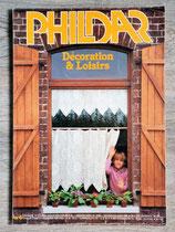 Magazine Phildar décoration et loisirs n°6 (Vintage)