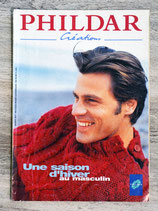 Magazine Phildar Créations 780 - Hiver homme