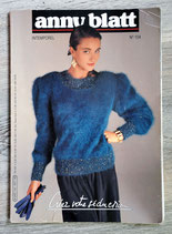 Magazine tricot Anny Blatt n°104 - Intemporel