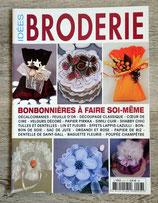 Magazine Idées Broderie - Bonbonnières à faire soi-même
