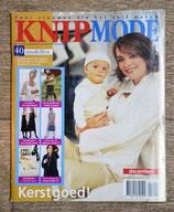 Magazine Knipmode de décembre 2004