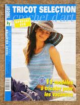 Magazine Tricot sélection - Crochet d'art 367