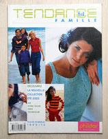 Magazine Phildar 427 - Eté 2005 Collection famille