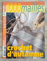 Magazine 1000 Mailles n°266 - Crochet d'automne